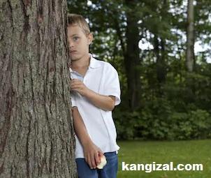 Cara mengajarkan anak untuk mempunyai rasa malu - kangizal