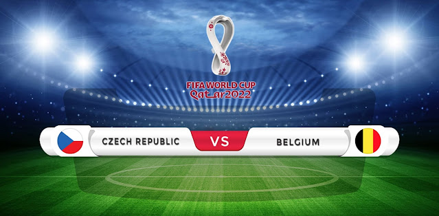 Czech Republic vs Belgium Prediction & Match Preview