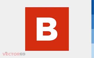 Logo Blanja.com (Ikon Persegi) - Download Vector File EPS (Encapsulated PostScript)