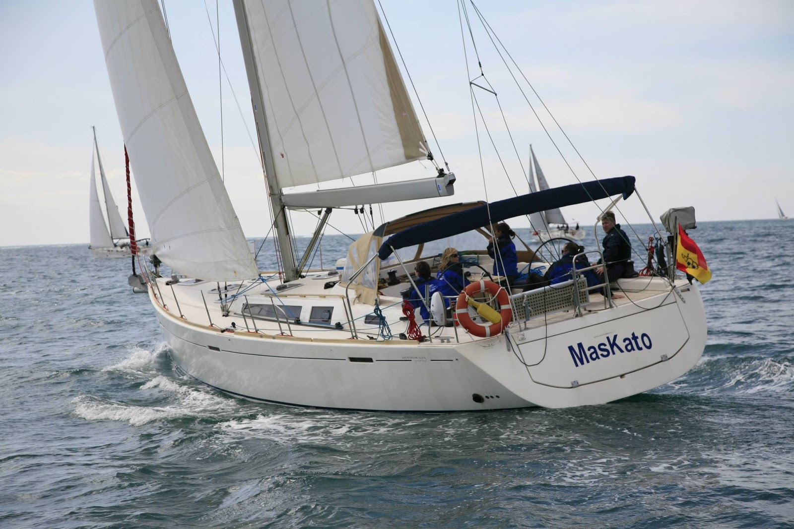 Alquiler de veleros Ibiza