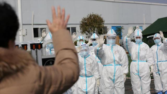 Ya tienen el alta todos los pacientes de Wuhan, origen de pandemia