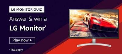 Lg Monitor Quiz Answers