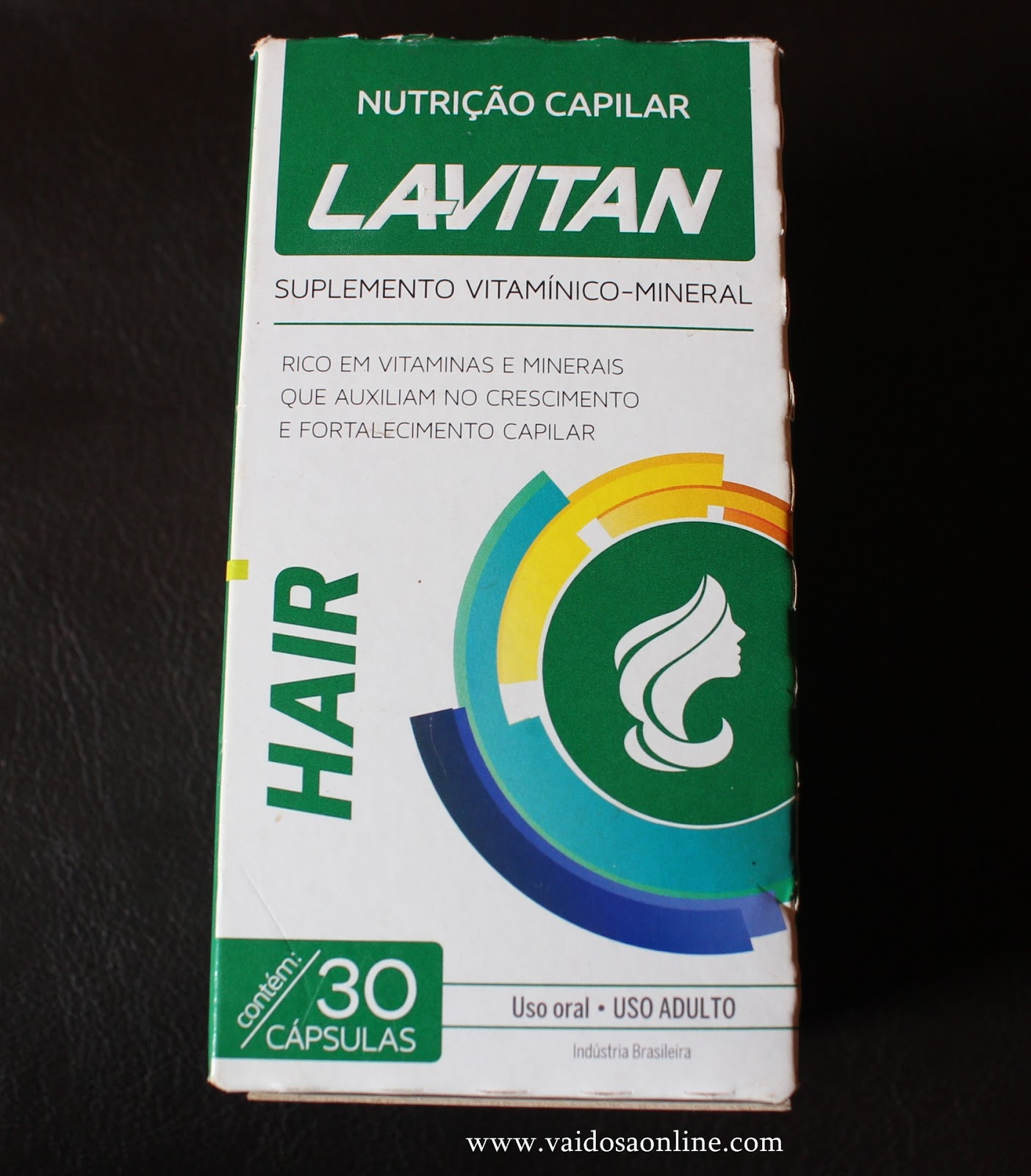 fa7847c3d8 Vaidosa Online  Lavitan Hair resenha detalhada
