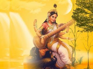 श्री सरस्वती देवी