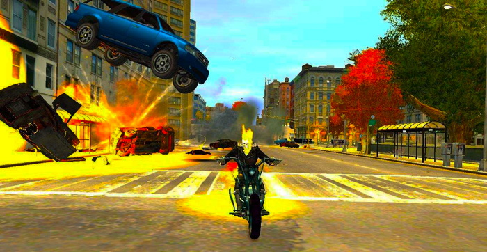 GTA IV GhostRider Mod Download With Power's 2021