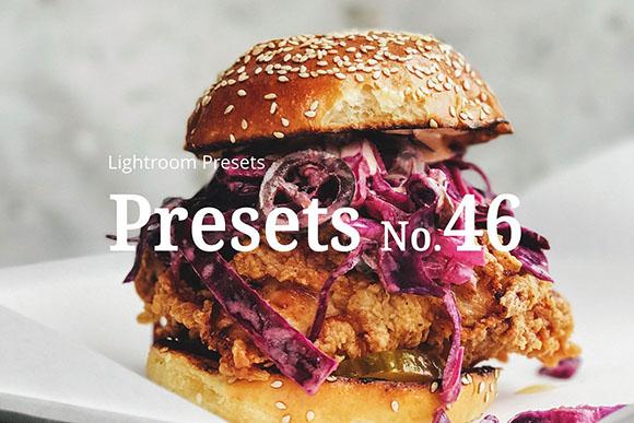 Share 10 Preset Lightroom Food dành cho đồ ăn