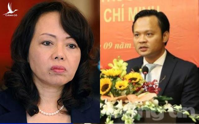Trước khi thôi chức, bà Nguyễn Thị Kim Tiến bổ nhiệm con trai làm Viện phó Pasteur TP HCM