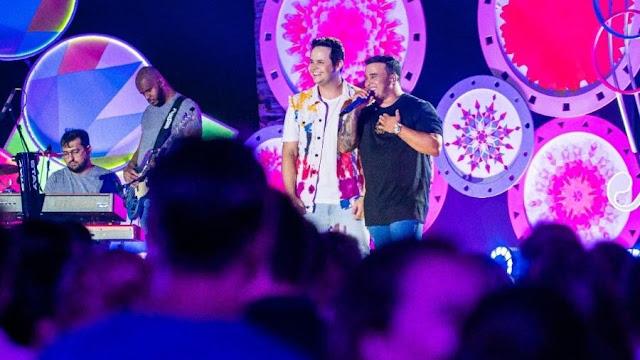 Por conta do coronavírus, Matheus e Kauan farão show virtual para fãs