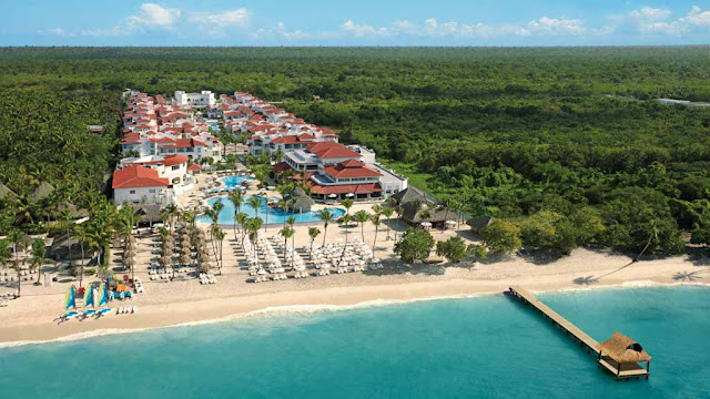 Dreams Dominicus La Romana is set beachfront in Bayahibe - an ideal location to explore the region, or to just enjoy some rest and relaxation in the Dominican Republic.