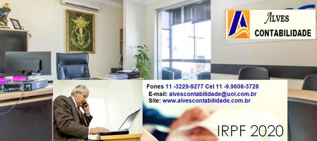 OLX imposto de renda sem sair de casa Contador no Centro