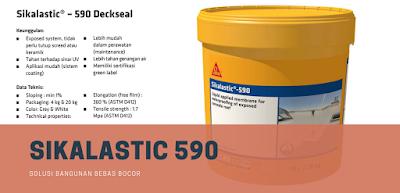Sikalastic 590 Deck Seal
