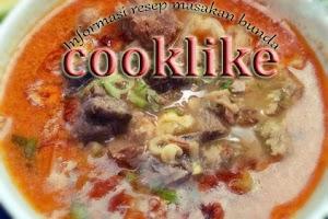 Resep Coto Makassar