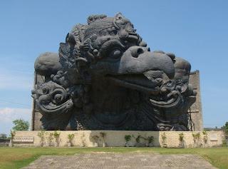 Indonesia Memiliki Patung Terbesar Di Dunia