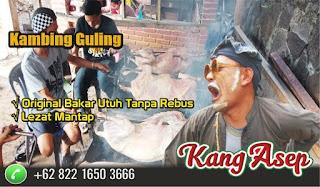 Kambing Guling Sarijadi Bandung, kambing guling sarijadi, kambing guling,