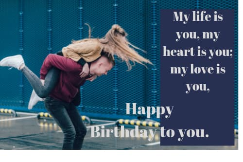 Best Happy Birthday Wishes For Girlfriend
