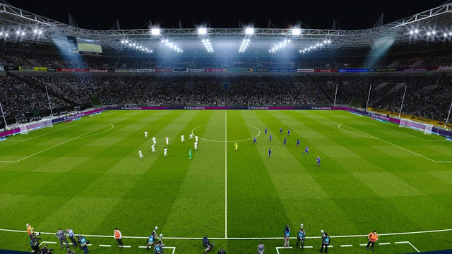 Borussia Park eFootball PES 2020