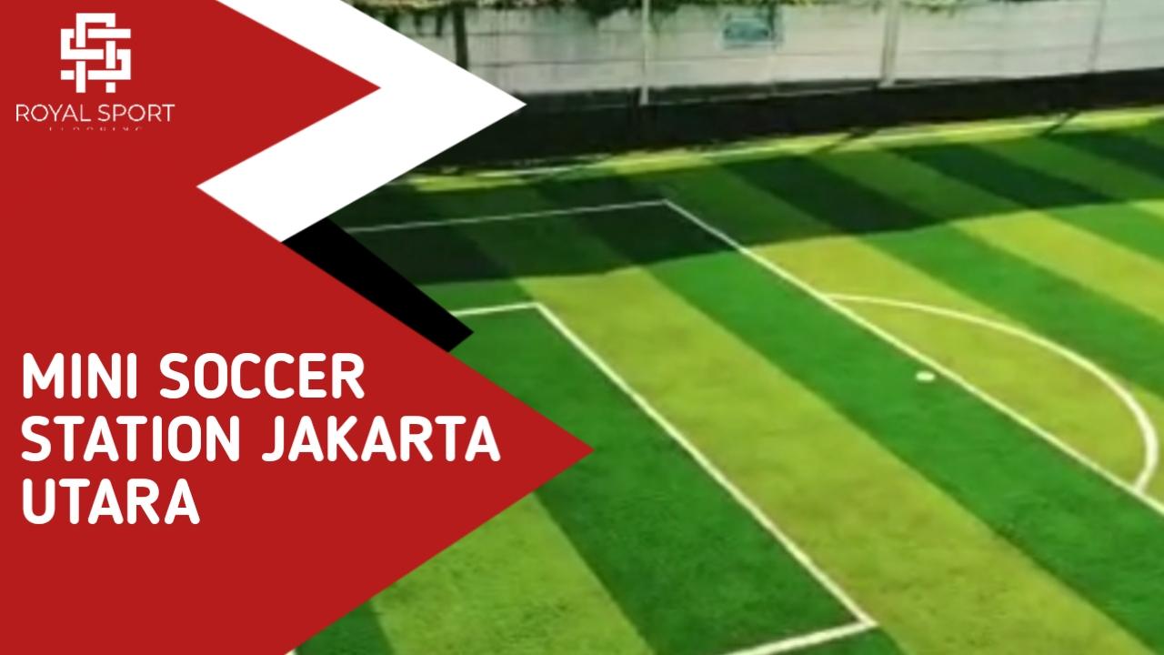 Lapangan Mini Soccer Jakarta Utara