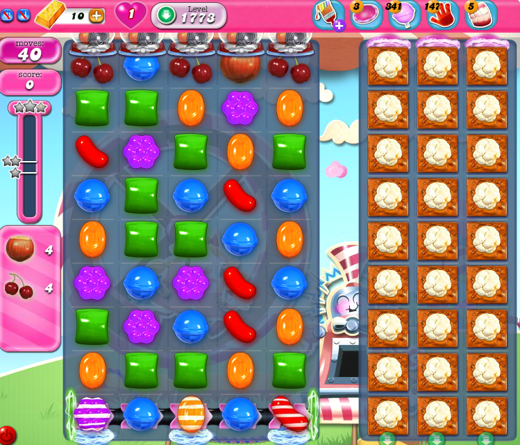 Candy Crush Saga 1773