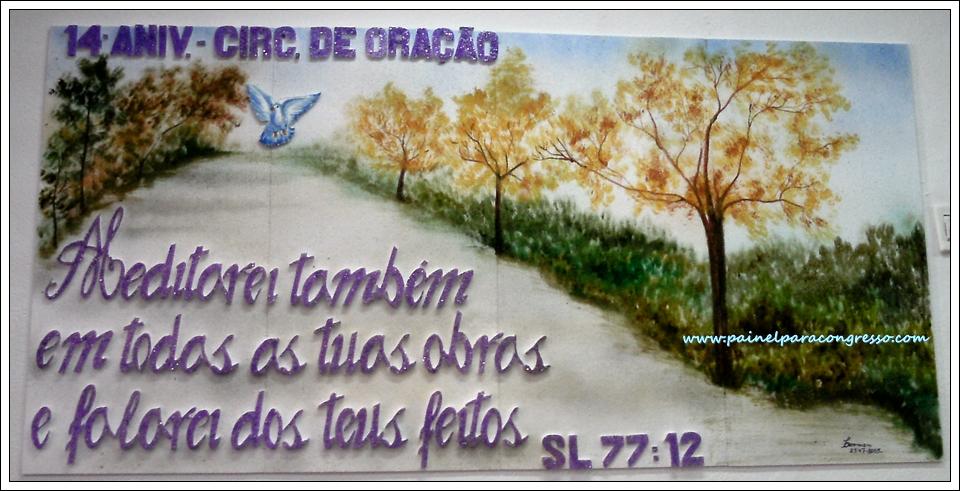 Grupo de irmãs  /  Salmo 77:12