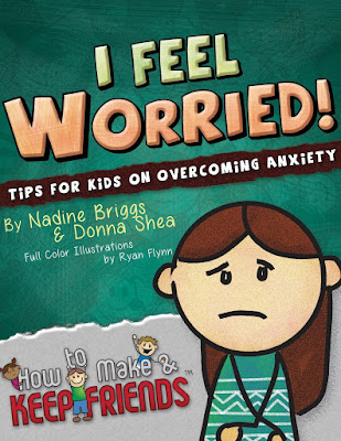 In a time when teachers are also expected to be social workers and counselors, I Feel Worried can be a useful individual or whole class resource to address how students are feeling. I Feel Worried: Tips for Kids on Overcoming Anxiety