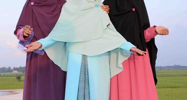 Para Wanita, Jangan Mengaku Muslimah Jika Masih Belum Berani Untuk Berhijab