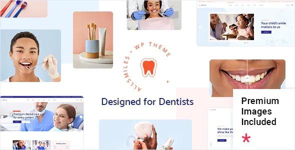 Best Dentist Responsive WordPress Theme