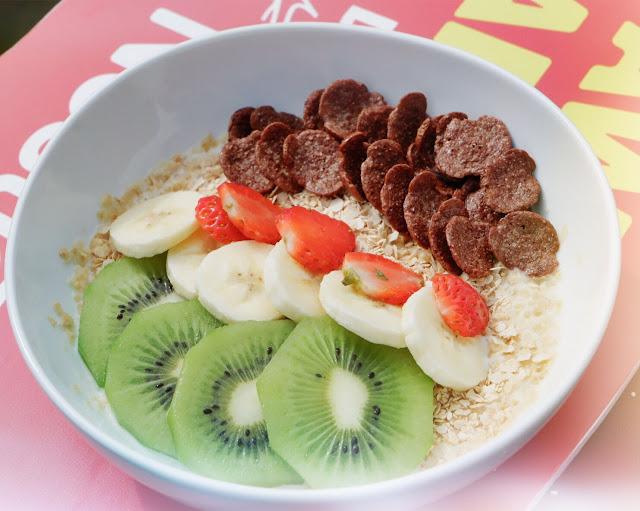 sarapan bergizi seimbang dan gaya hidup aktif untuk awali hari baik