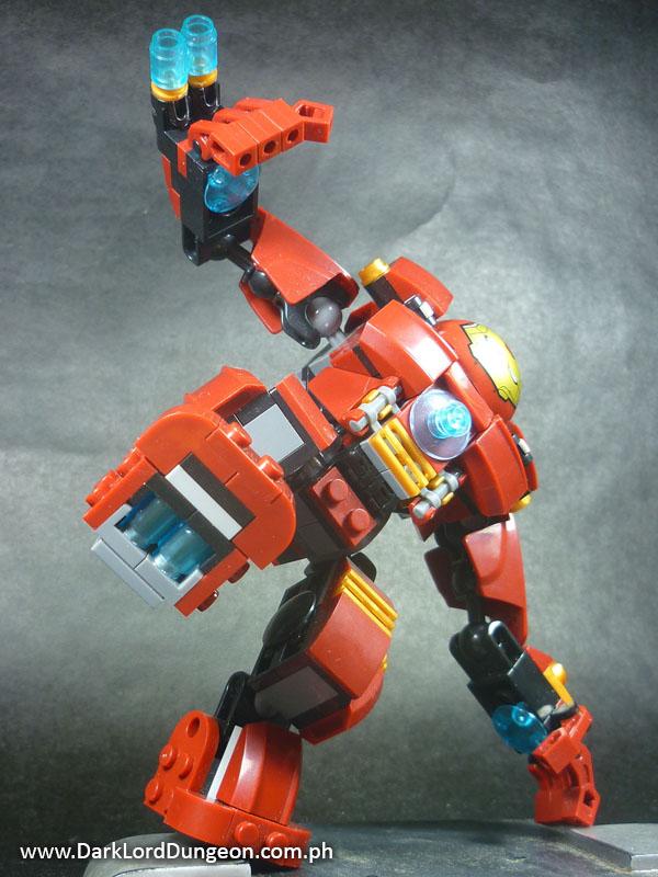 Heroes Assemble Iron Man Hulkbuster LEGO KO Playset