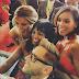 SA celebs LeAnne Dlamini and Bonang Matheba at Grammys with with US singer Ciara