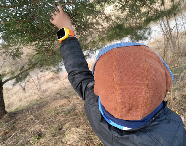 kamiumi zegarki dla dziecka z lokalizatorem GPS