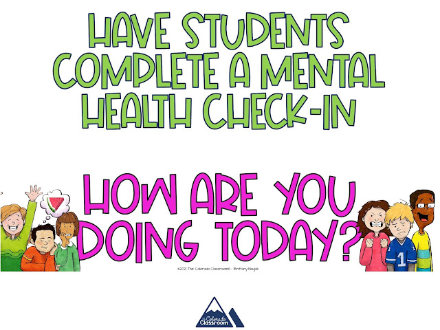 Mental Health Check-In Form