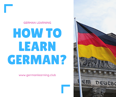 how to learn german? - My 8 fun ways - German Learning