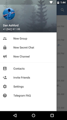 تنزيل تليجرام