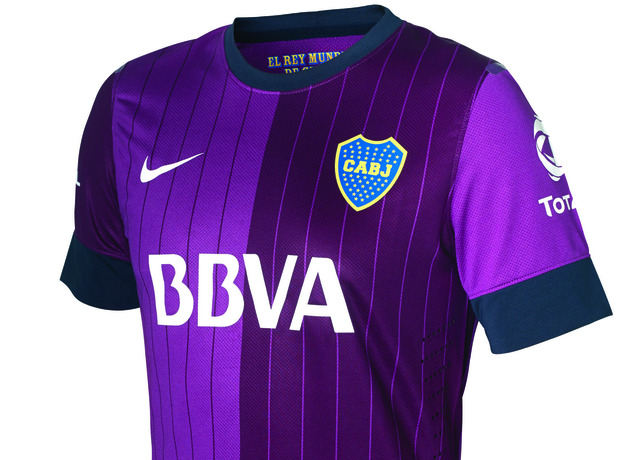 Nike Creates Limited-Edition Jersey For Boca Juniors  4e572c8d6