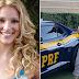 Ex-loira do Tchan é aprovada em concurso da PRF e agradece Bolsonaro