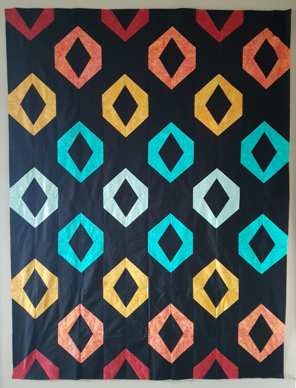 Dragon Eyes quilt | DevotedQuilter.com