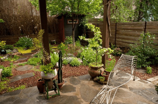 Stylish Garden Fence Ideas and Design