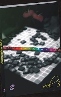 Capa do livro Homossilábicas Volume 3