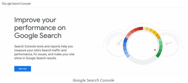 ON-Page SEO Measures google search console