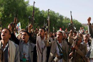 Sejumlah Besar Teroris Syiah al Houthi terbunuh di Al-Hudaydah