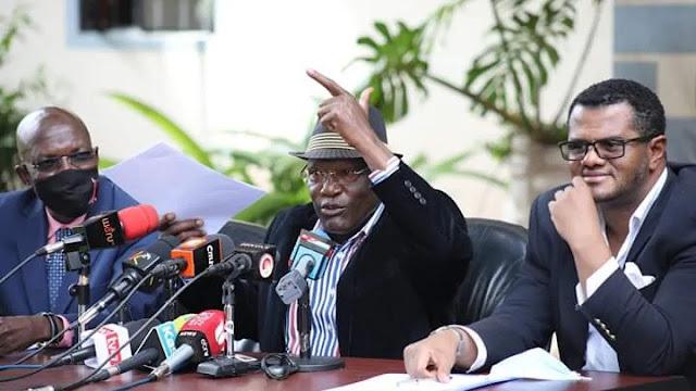 UDA chairman Johnstone Muthama photo