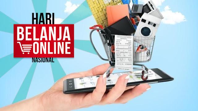 Selamat Hari Belanja Online Nasional 2019