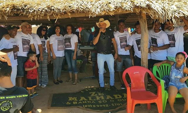 Com finalidade de arrecadar alimentos para famílias carentes, grupo de amigos com apoio da comunidade realizará o 3º Família Solidária em Francinópolis, dia 20 de julho