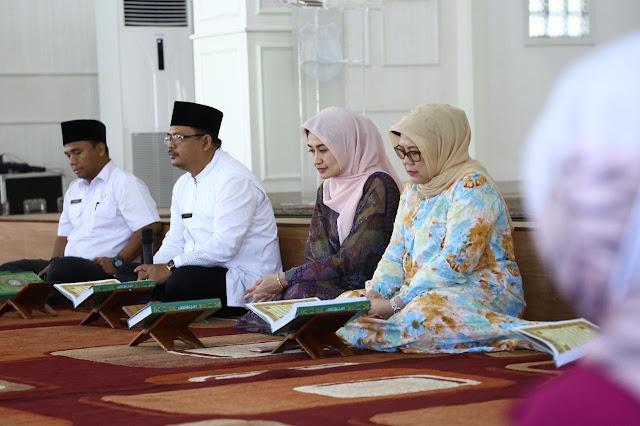 Pemkab Muba Gelar Program Khatam Al-Qur'an