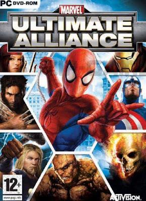 Marvel Ultimate Alliance تحميل لعبة
