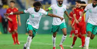 وإنتهى اللقاء بفوز المنتخب السعودي بثلاثة أهداف مقابل هدفين للمنتخب الصيني