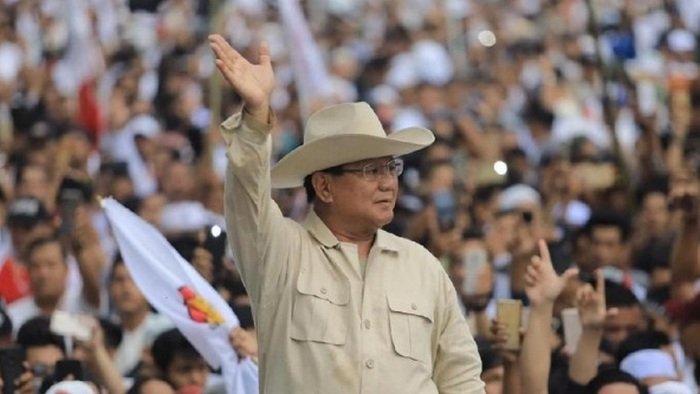 fakta orasi kampanye prabowo, kampanye prabowo subianto hari ini, tim kampanye prabowo subianto, jadwal kampanye prabowo subianto, debat pilpres prabowo subianto-sandiaga uno, Hasil Survei Internal BPN pekan lalu, Prabowo Unggul dari Jokowi sebesar 63%