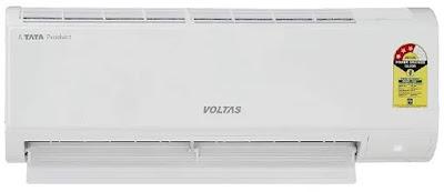 Voltas 1-Ton 3 Star Split AC Copper (123_DZW)