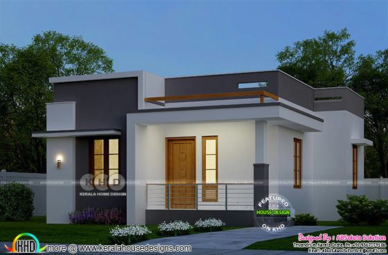 Low Budget House Cost under ₹10 lakhs - Kerala home design ...