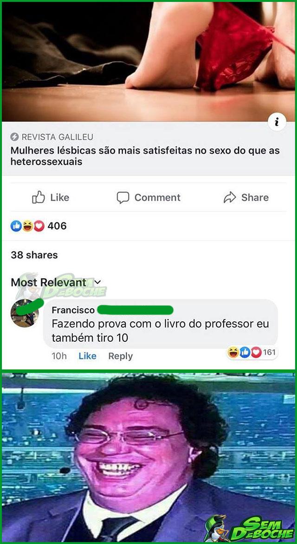USANDO O GABARITO